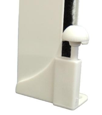 Moustiquaire enroulable pour fen tre for Bloqueur de fenetre intempestive