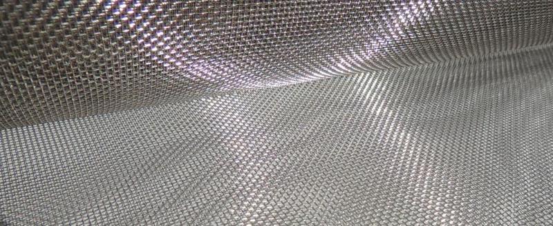 Toile Moustiquaire Inox